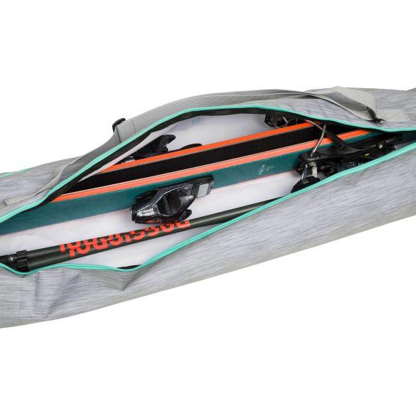 Inside of the Rossignol Electra ski bag